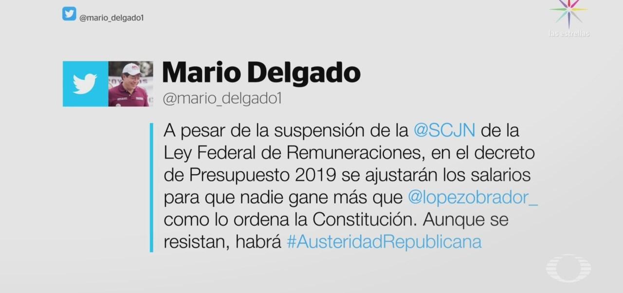 Corte Frena Ley Federal De Remuneraciones