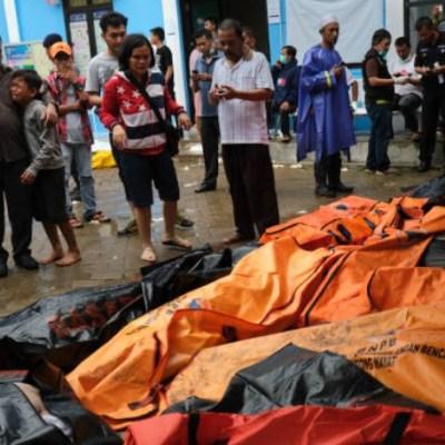 Comunidad internacional ofrece condolencias a Indonesia por tsunami