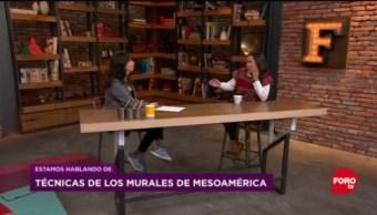 Descubre cuáles son las culturas mesoamericanas muralistas