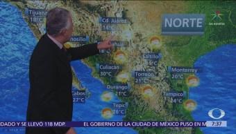 Despierta con Tiempo: Masa de aire polar mantiene bajas temperaturas