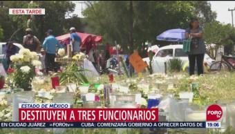 Destituyen Funcionarios Filtrar Video Monstruo De Ecatepec