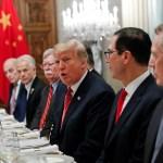 Trump anuncia China acepta retirar aranceles a autos de EU