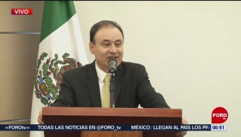 Durazo Asume Mando Comisión Nacional De Seguridad