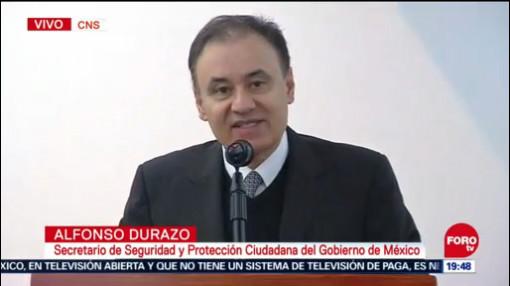 Durazo Detalla Accidente Murieron Martha Erika Alonso Moreno Valle
