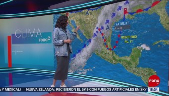El Clima de A las Tres con Daniela Álvarez [31- 12-18]