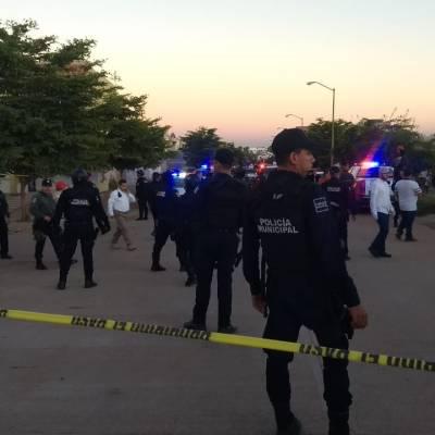 Mueren al menos siete tras ataque armado en Veracruz
