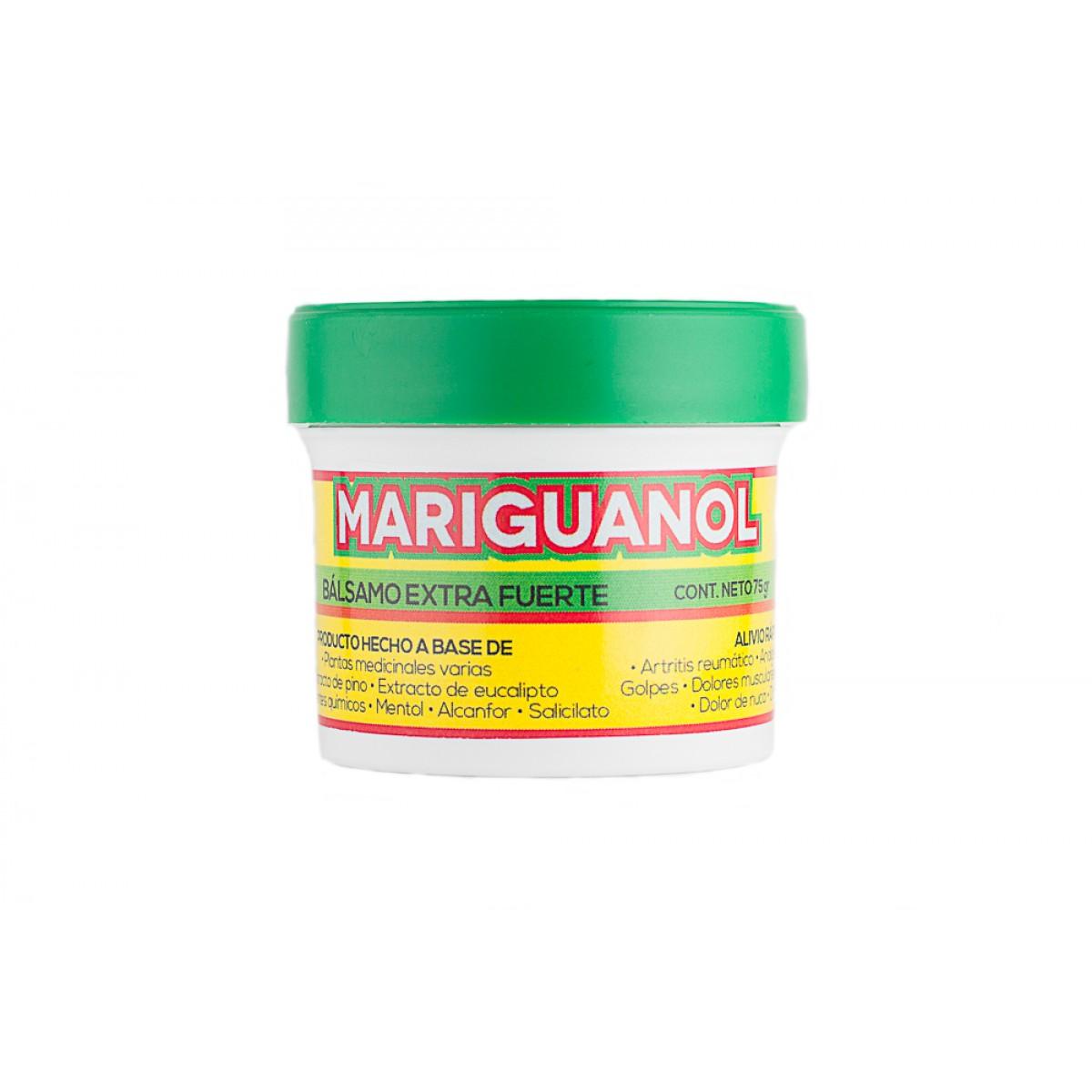 El 'Mariguanol' es un producto no regularizado, elaborado con fórmulas indígenas, y es muy conocido en la república Mexicana (Mialcachofivida)