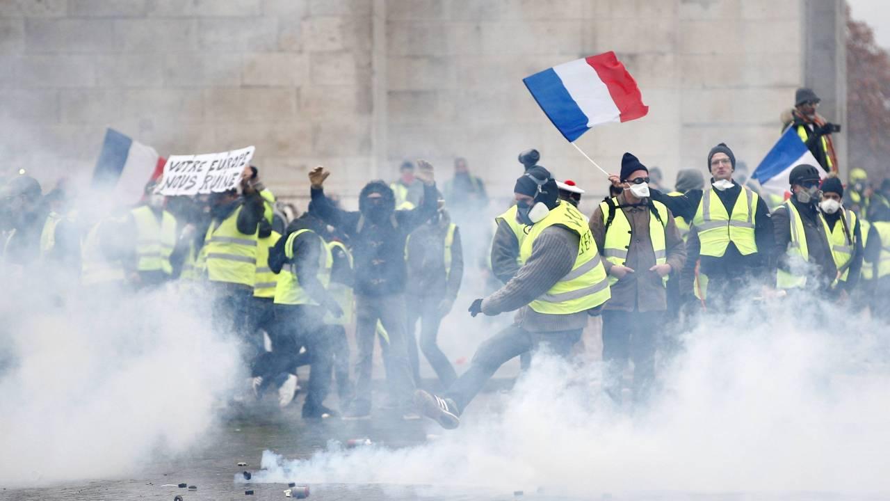 Disturbios demuestran que Acuerdo de París es erróneo: Trump