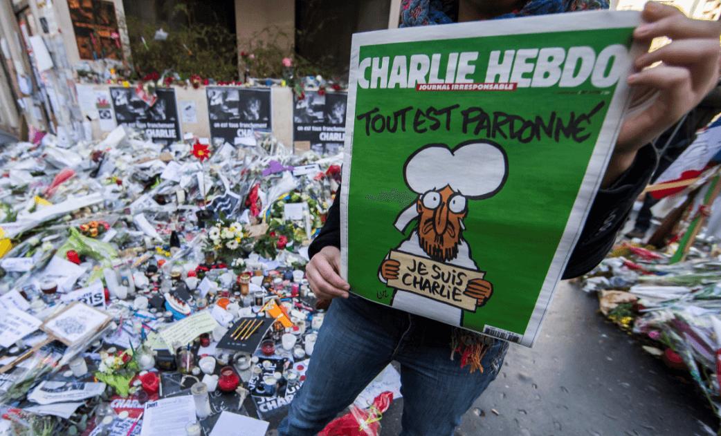 Arrestan a supuesto cerebro de atentado contra Charlie Hebdo