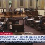Elección de gobernador interino en Puebla