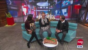 Emmanuel presenta disco 'Navidad' en Matutino Express
