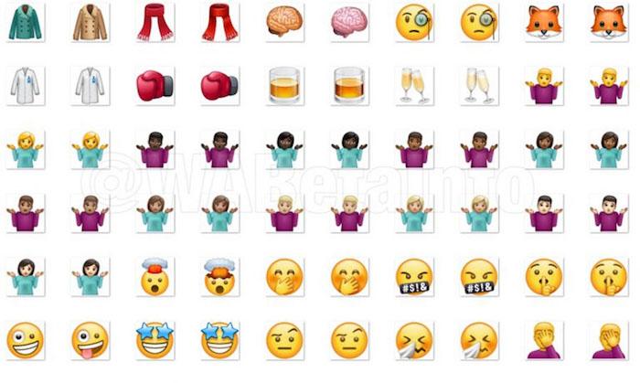 WhatsApp actualiza 357 emojis en teléfonos Android