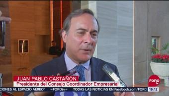 Empresarios Esperan Paquete Económico Responsable México