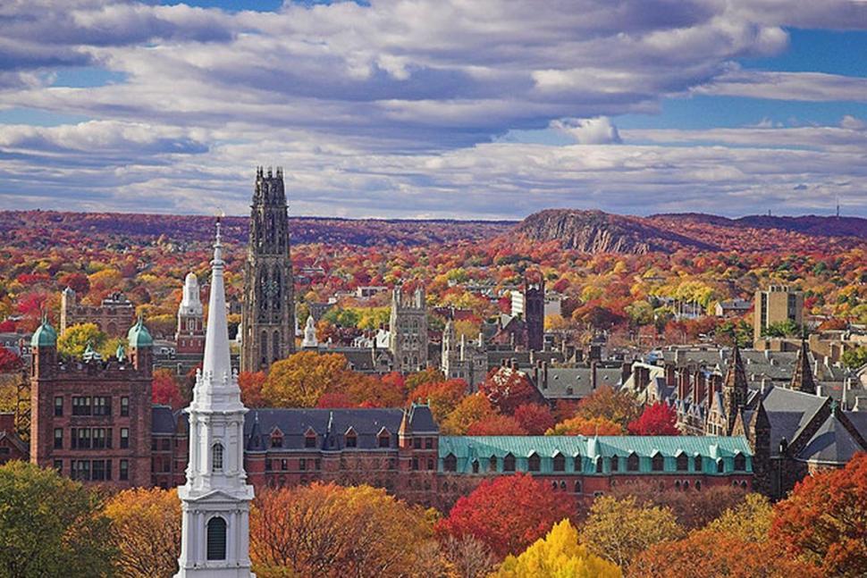 En New Haven, Connecticut, se encuentra también la prestigiosa Universidad de Yale (Yale University)