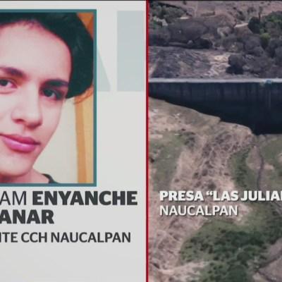 Encuentran cuerpo de Abraham Enyanche Quintanar