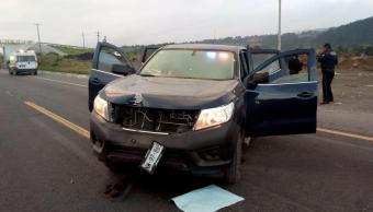 Enfrentamiento autopista Puebla Orizaba deja siete muertos