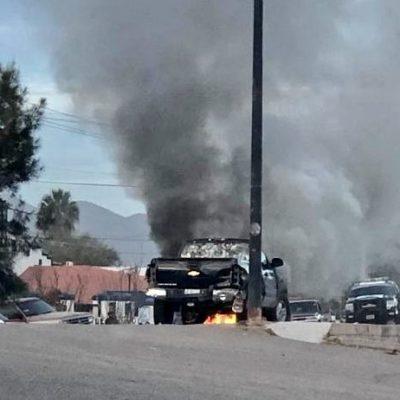 Enfrentamiento en Magdalena de Kino, Sonora, deja al menos dos muertos
