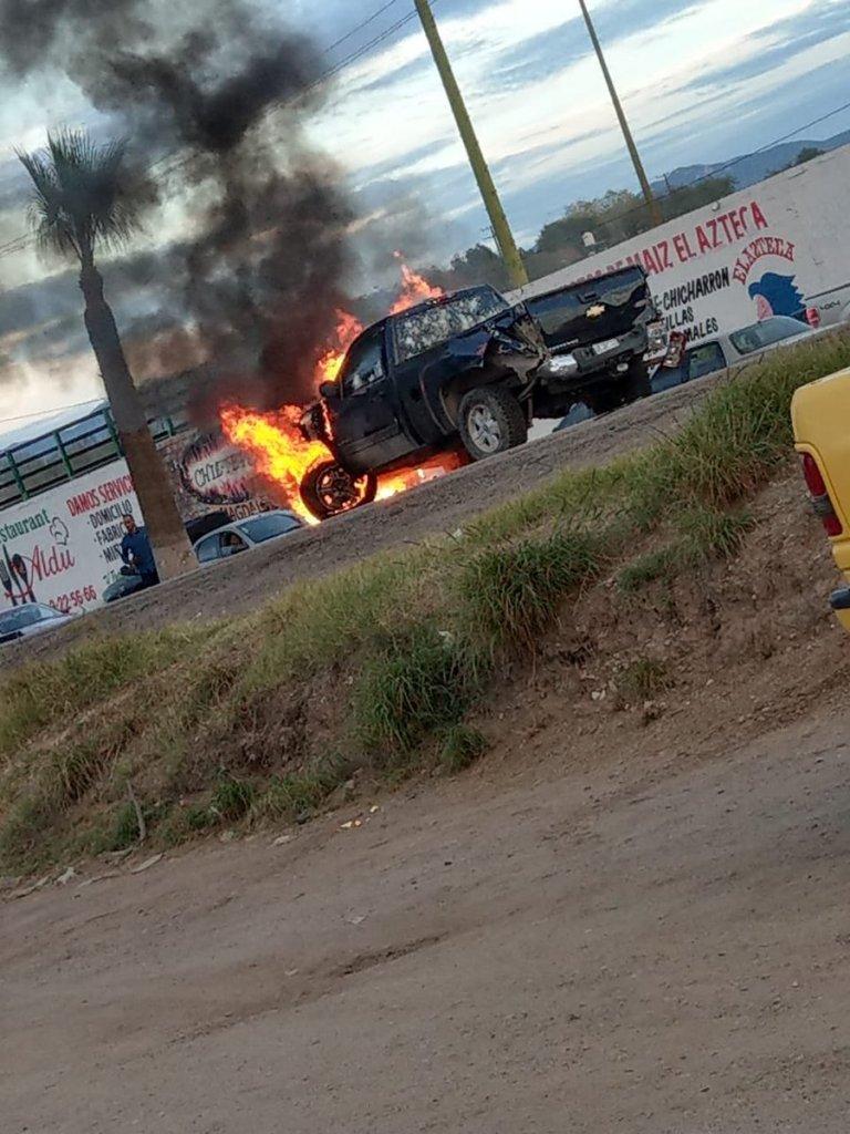 Enfrentamiento en Magdalena de Kino, Sonora