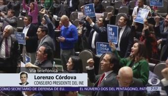 Escaso, el presupuesto para el INE: Lorenzo Córdova