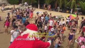 Familias Mexicanas Celebran Nochebuena Y Navidad