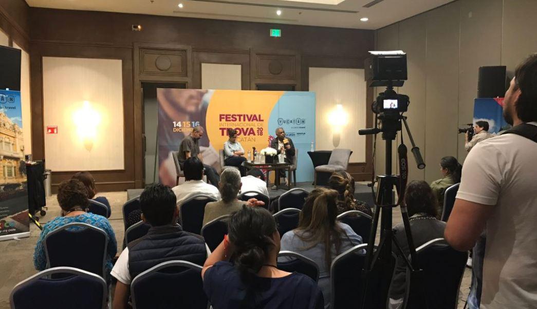 celebran festival internacional de la trova en yucatan