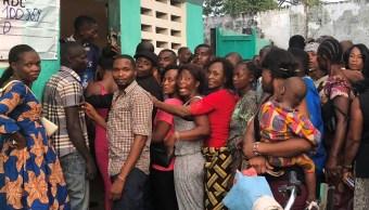Congo realiza elecciones presidenciales tras 3 aplazamientos