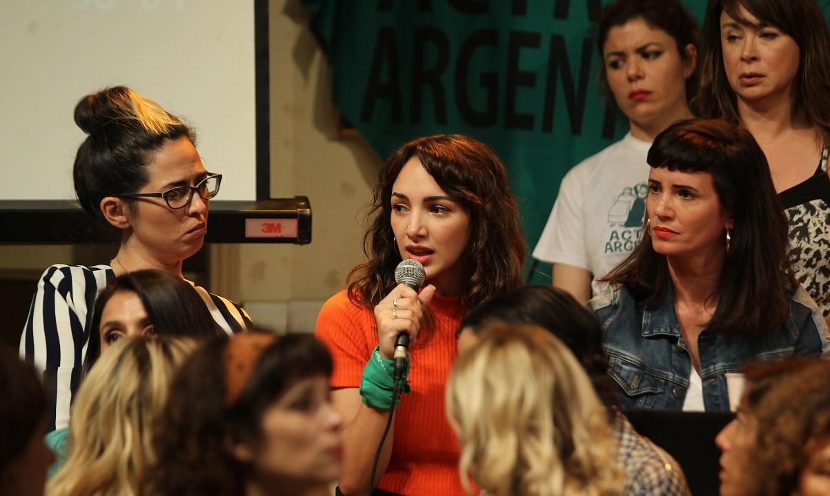 MeToo: Actrices argentinas denuncian acoso y abuso sexual