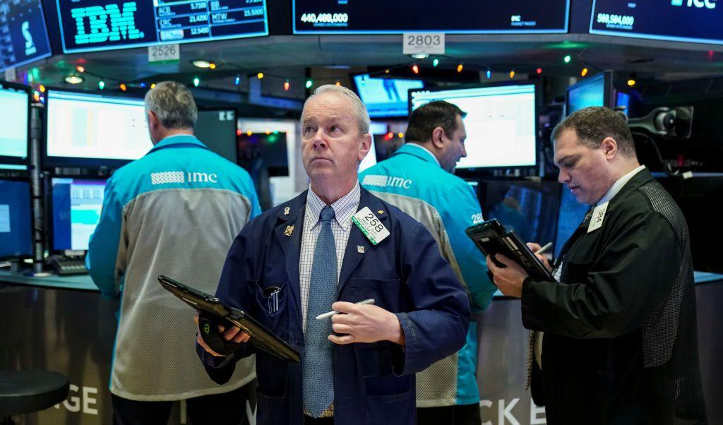 Wall Street cierra la semana con fuertes pérdidas