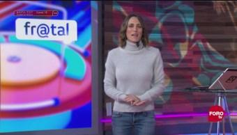 Fractal: Programa del 22 de diciembre de 2018
