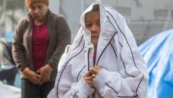 Frente frío número 14 ocasionará lluvias en norte de México