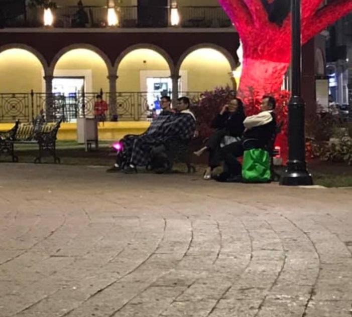 Frente frío 17 provoca bajas temperaturas en Campeche