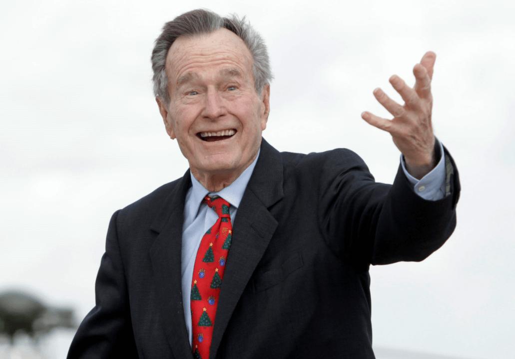 Donald y Melania Trump asistirán a funeral de Bush padre