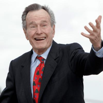 Donald y Melania Trump asistirán al funeral de George H. W. Bush