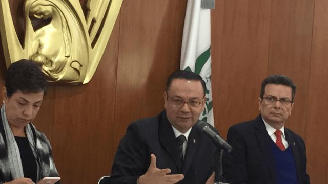 Germán Martínez explica recorte al presupuesto del IMSS