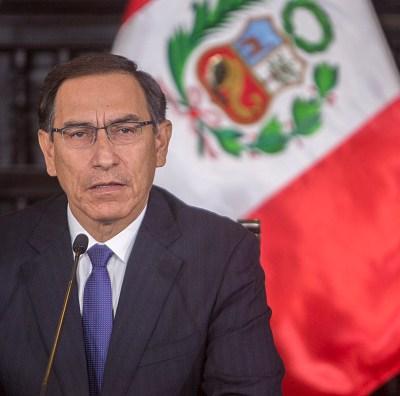 Martín Vizcarra niega haber recibido pagos ilegales por caso Odebrecht