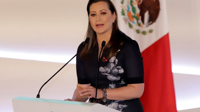 Este miércoles se notificará al Congreso de Puebla, ausencia definitiva de Martha Erika Alonso