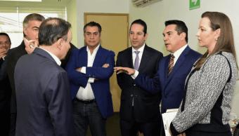 Gobernadores respaldan creación de la Guardia Nacional