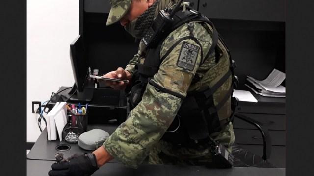 Violencia Guanajuato; hombre amenaza con granada Celaya