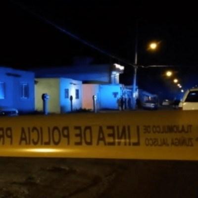 Lanzan granada contra una vivienda en Tlajomulco, Jalisco