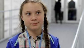 Greta Thunberg llama inmaduros a líderes mundiales