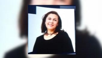 Guadalupe Flores recibe medalla 'Jacobo Zabludovsky' por reportaje de televisión