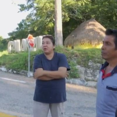 Habitantes de Conhuas, Campeche piden ser consultados sobre construcción de Tren Maya