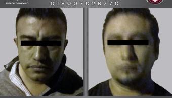 Detienen a dos hermanos, presuntos feminicidas del Edomex