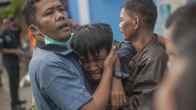 Tsunami Indonesia: Suman 281 muertos y más de mil heridos