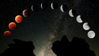 Impresionante eclipse lunar total sucederá en enero de 2019