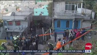 Incendio Donde Murieron Niños Iztapalapa Fue Provocado