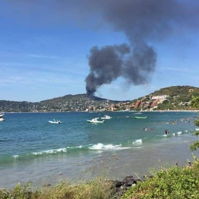 Al menos 130 viviendas afectadas por quema de pirotecnia en Guerrero
