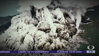 Indonesia eleva la alerta por actividad volcánica