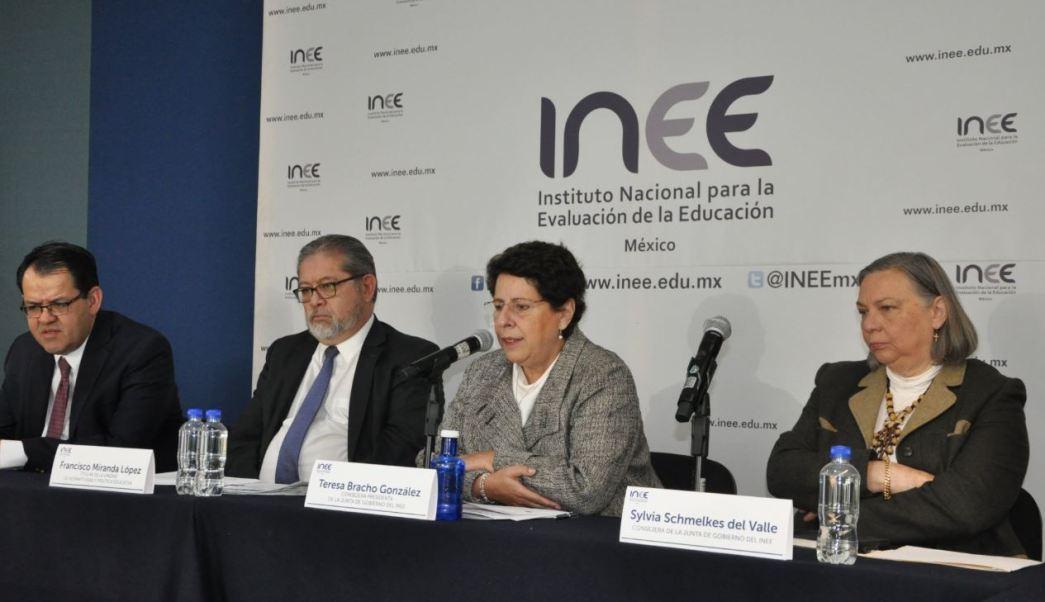 INEE prevé disminución en presupuesto para 2019