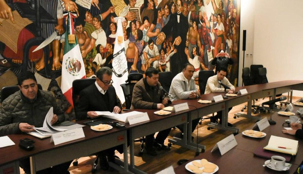 Autoridades instalan Gabinete de Seguridad de la Ciudad de México